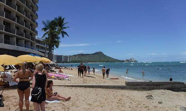 8日間のハワイ旅行をJTBで予約!