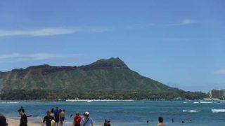 ハワイ旅行で靴下入れ忘れ事件